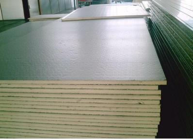 供应海安聚氨酯复合板图片
