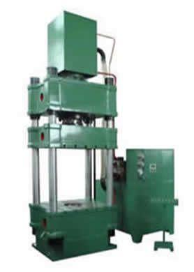 供应200T四柱液压机 四柱三梁压力机