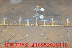 供应医用氧气汇流排高压金属软管