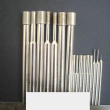 供应磨微小孔用高精度电镀金刚石CBN磨针
