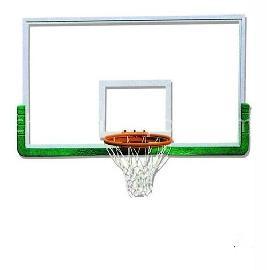 篮球架室外健身路径批发商图片