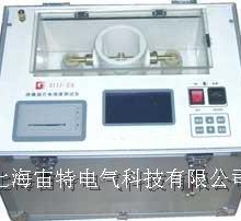 供应绝缘油介电强度测试仪厂家