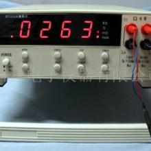 数字电阻测试仪SB2232A