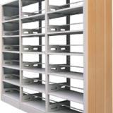 供应木护板书架