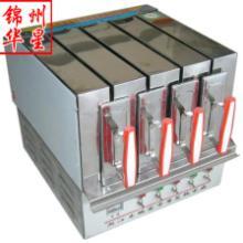 电动羊肉串烤箱正品热卖不锈钢电热烧烤炉 三组烤串机4抽羊肉串电烤箱图片