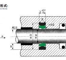 供应轴用矩形阶梯封批发