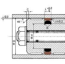 供应FXPD孔用矩形封批发