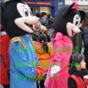 卡通服装人偶服饰道具-玩具-木偶图片