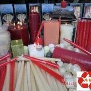 东莞日用蜡烛回收废蜡烛回收图片