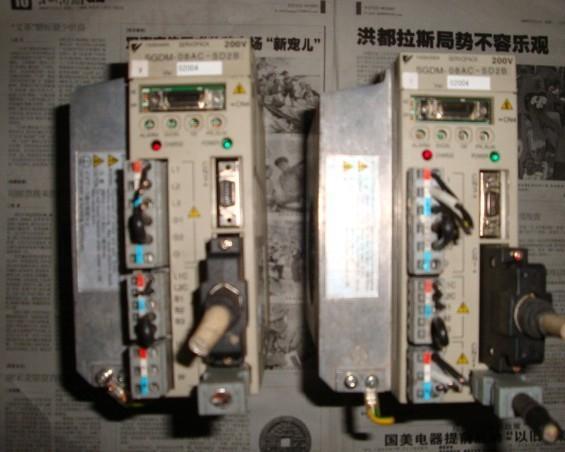 供应扬州安川伺服电机维修