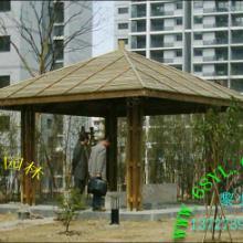 供应别墅花园花架凉亭 鱼池假山水景装饰园林设计