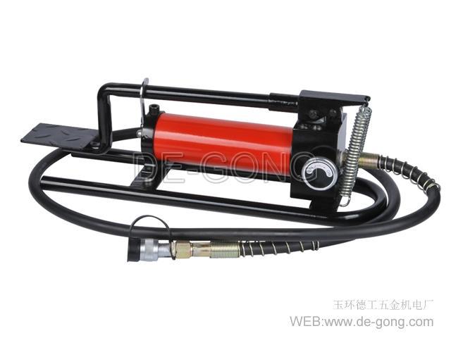 供应脚踏式液压泵 脚踏泵图片