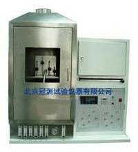 供应全面防护口罩阻燃性能测试仪