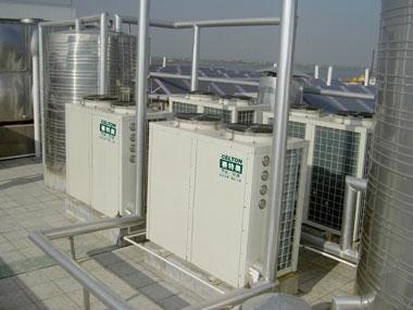 供应杭州哪家公司做空气能热水工程