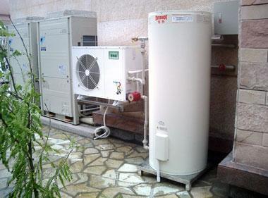 空气能热水器图片/空气能热水器样板图 (4)