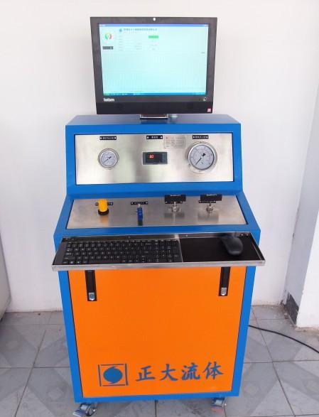 CNG气密封试验台,CNG气密封试验系统