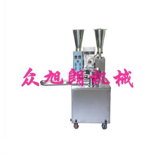 供应南京第一包子机,双馅斗包子机,首创包子机