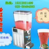供应果汁设备、小型冷饮设备