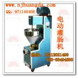 供应黄山电动灌肠机电压220/380v可以根据客户的需要定制
