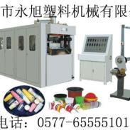 餐盒模具-液压高速热成型机-永旭图片图片