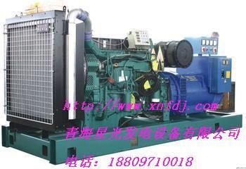 柴油发电机工作原理:柴油机驱动发电机运转.   在汽缸内,