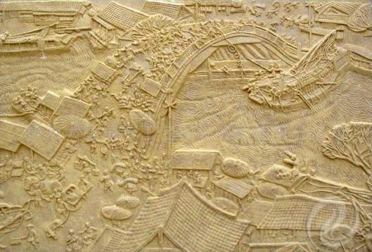 校园雕塑设计,园林景雕塑观设计北京国际雕塑园玻璃钢浮雕厂家图片