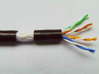 供应山西屏蔽双绞线/超五类屏蔽线新品低价促销