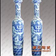 景德镇大花瓶高档陶瓷大花瓶赏瓶图片