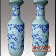 厂家供应景德镇陶瓷大花瓶陶瓷赏瓶图片
