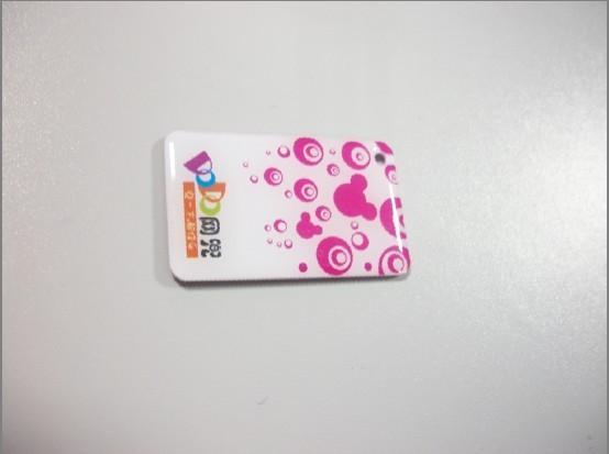 滴胶卡制作图片/滴胶卡制作样板图 (1)