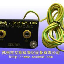 供应手腕带接地插座静电环接地插座L型插座ASC-033-4