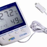 数字式温度湿度计CTH609图片