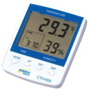 国产数字式温湿度计CTH608图片