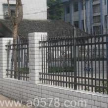 浙江金华瑞安铁艺栅栏生产厂家直销批发价格、铁艺栏杆、铁艺围栏图片