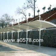 兰溪膜结构车棚供应商图片