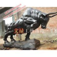 铜雕华尔街牛铸造厂图片