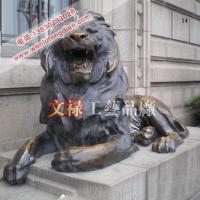 供应铜雕狮子,铸铜狮子,铜狮子厂家,雕塑狮子铜雕狮子6