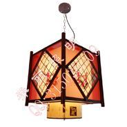 酒店工程灯中式茶楼吊灯图片