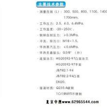 玻璃板液位计型号FXD6-HG-5