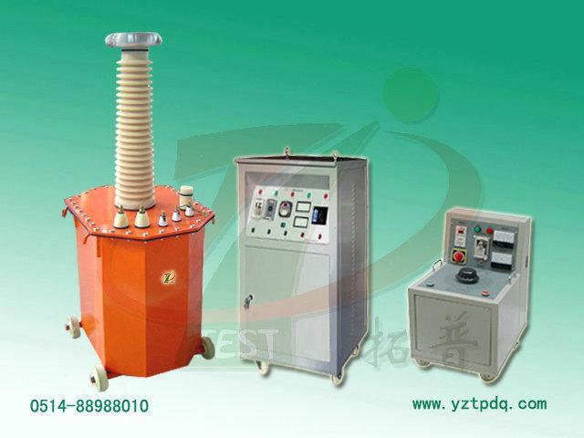 供应四川油浸式试验变压器