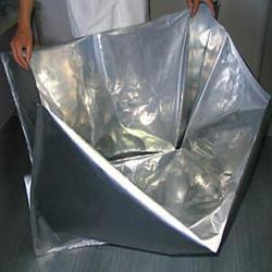 供應鋁箔風琴袋/防靜電四方鋁箔袋/超大/立體袋袋袋