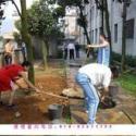 杭州萧山区江东工业园环卫所抽粪图片