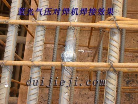 钢筋气压焊接机图片