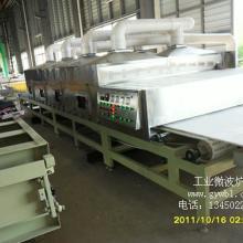 聚酯型人造大理石微波固化设备/石英石烘干设备|大理石烘干机