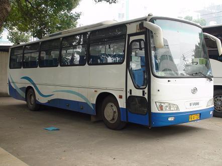 太湖;; 武汉市铁龙通勤大客车租赁服务有限公司生产供应一汽图片
