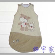 供应婴儿睡袋,新款天鹅绒婴儿睡袋价格,