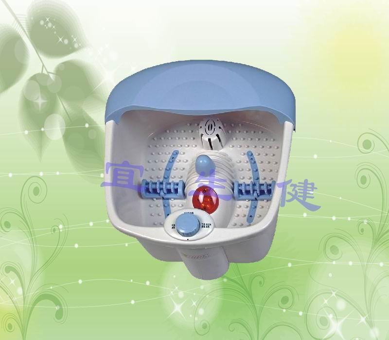 供应足浴按摩器材 全自动智能足浴盆批发 足浴按摩器材批发 宜生健