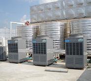 南宁宾馆用热泵热水器空气能机组图片