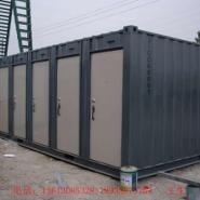 轻钢简易棚/箱式集装箱房图片