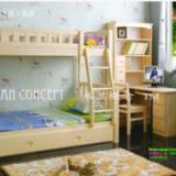 供应深圳子母床/珠海儿童家具/广州实木双层床